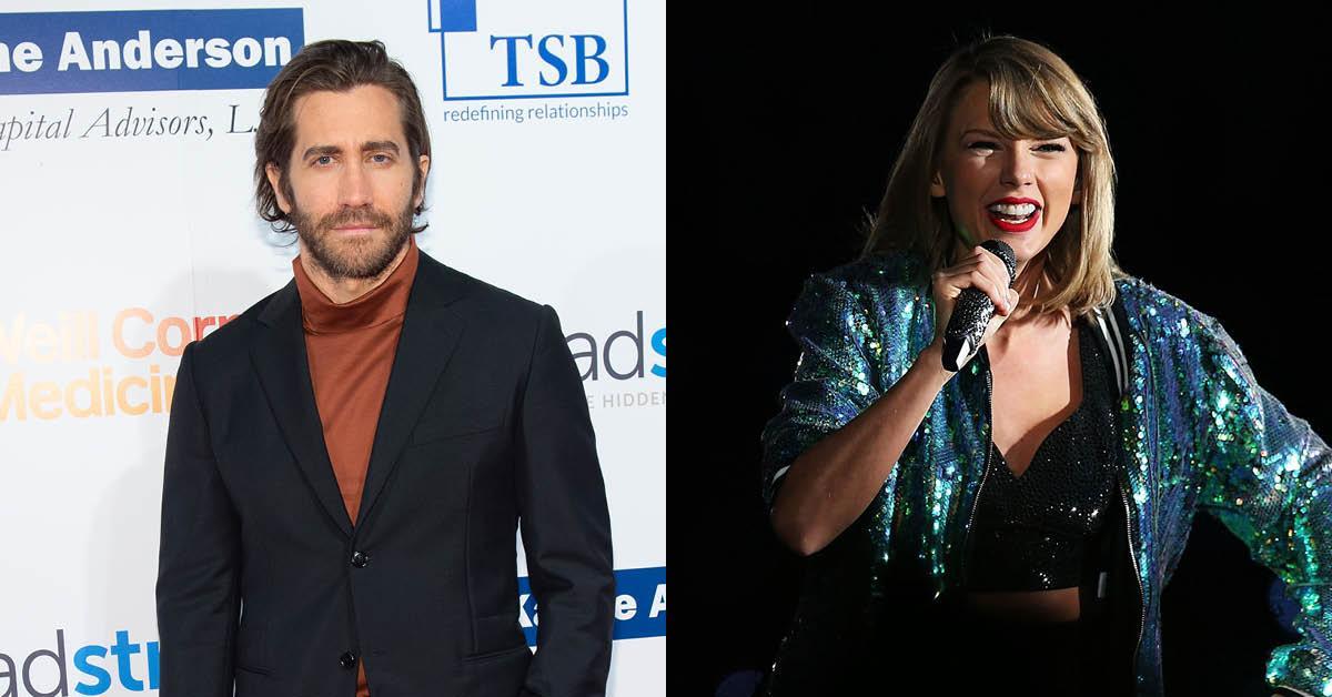 Jake Gyllenhaal和Taylor Swift