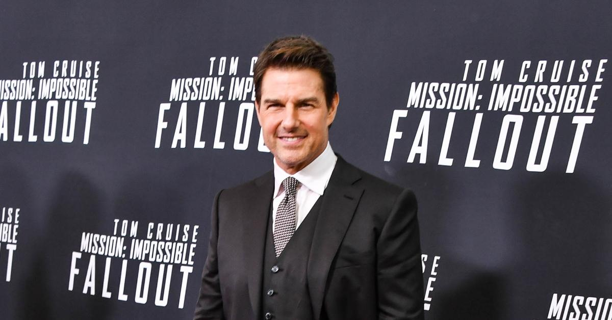 is tom cruise still in scientology