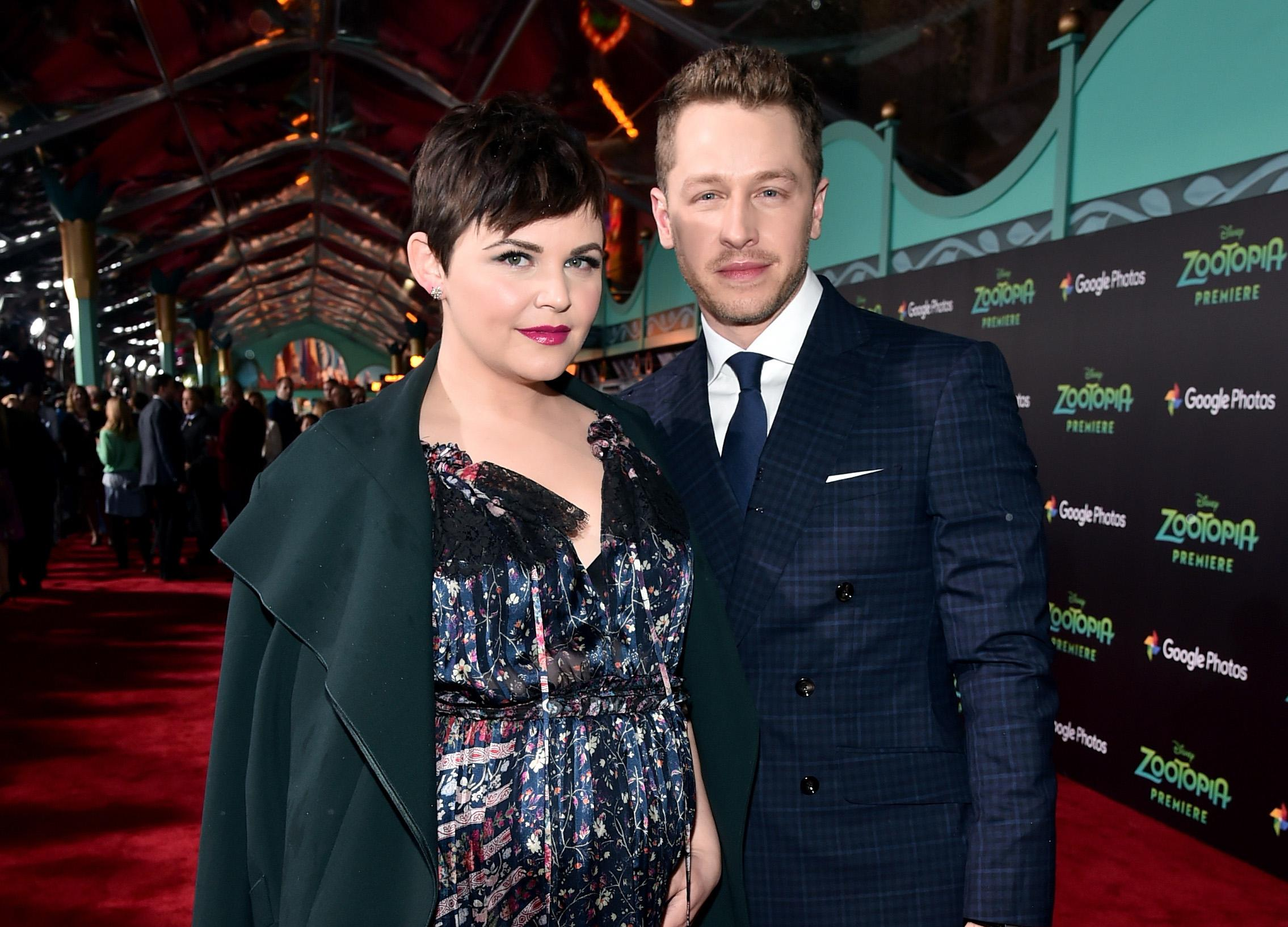 josh dallas snow white married in real life