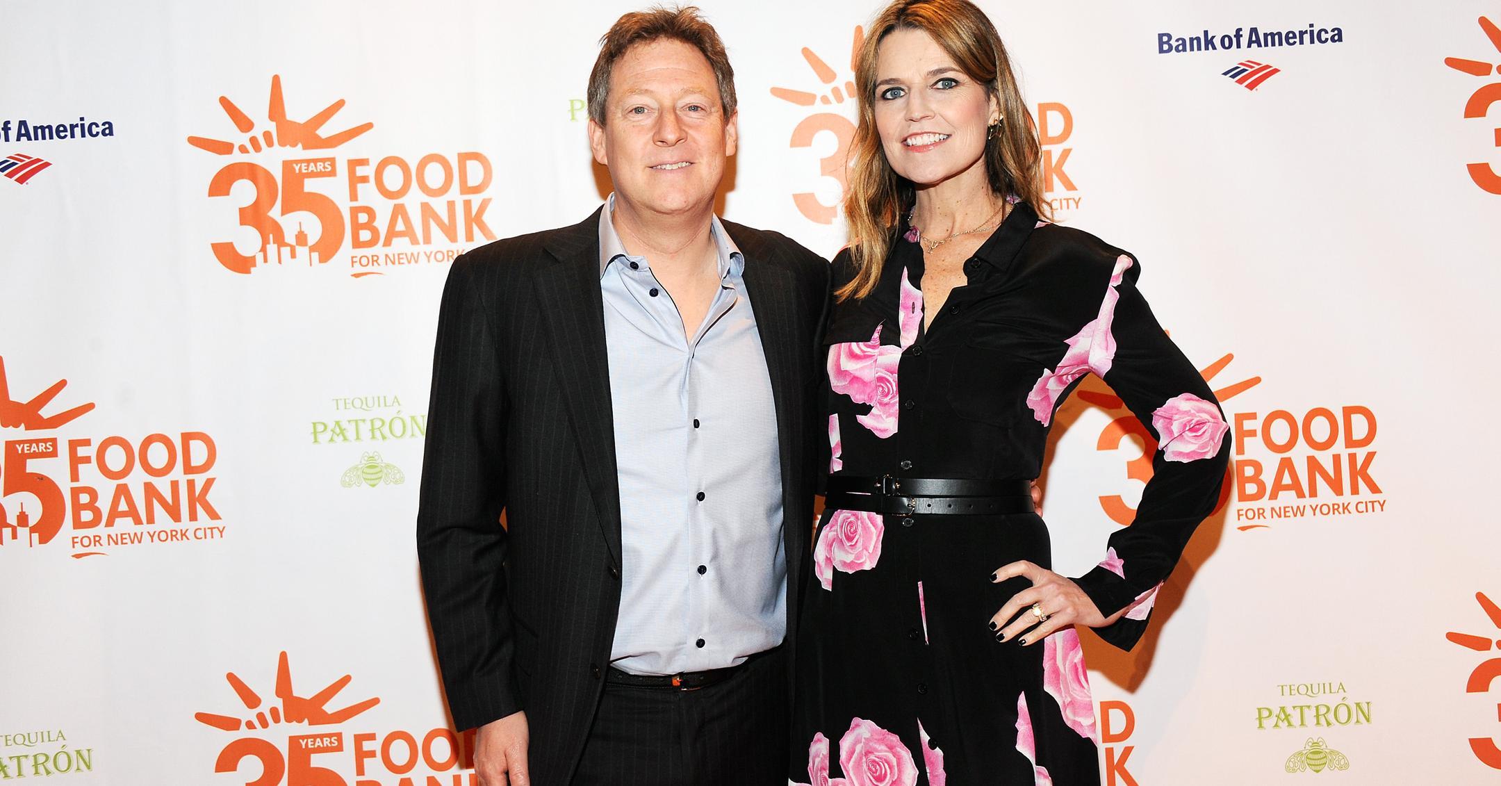 Who Is Savannah Guthrie S Husband Meet Tv Personality Michael Feldman