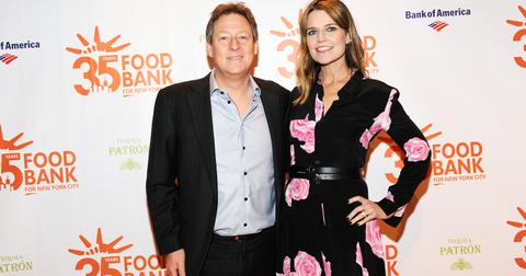 Who Is Savannah Guthrie S Husband Meet Tv Personality Michael Feldman