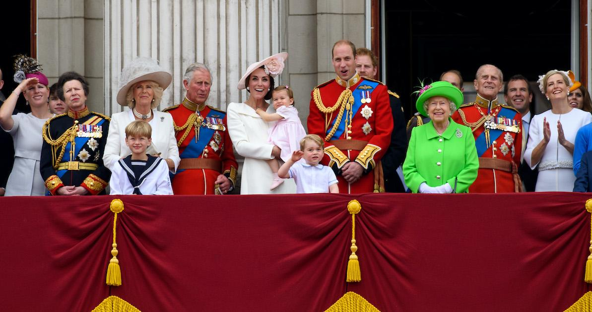royal family topic page