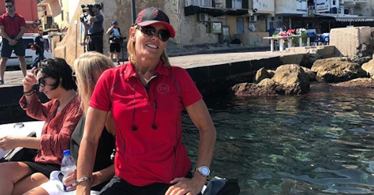 Below Deck Med's Captain Sandy — Girlfriend, Instagram, Salary