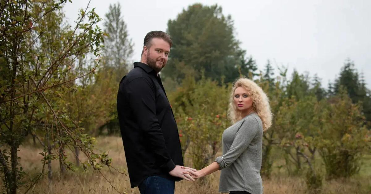 Mike and Natalie on '90 Day Fiance'