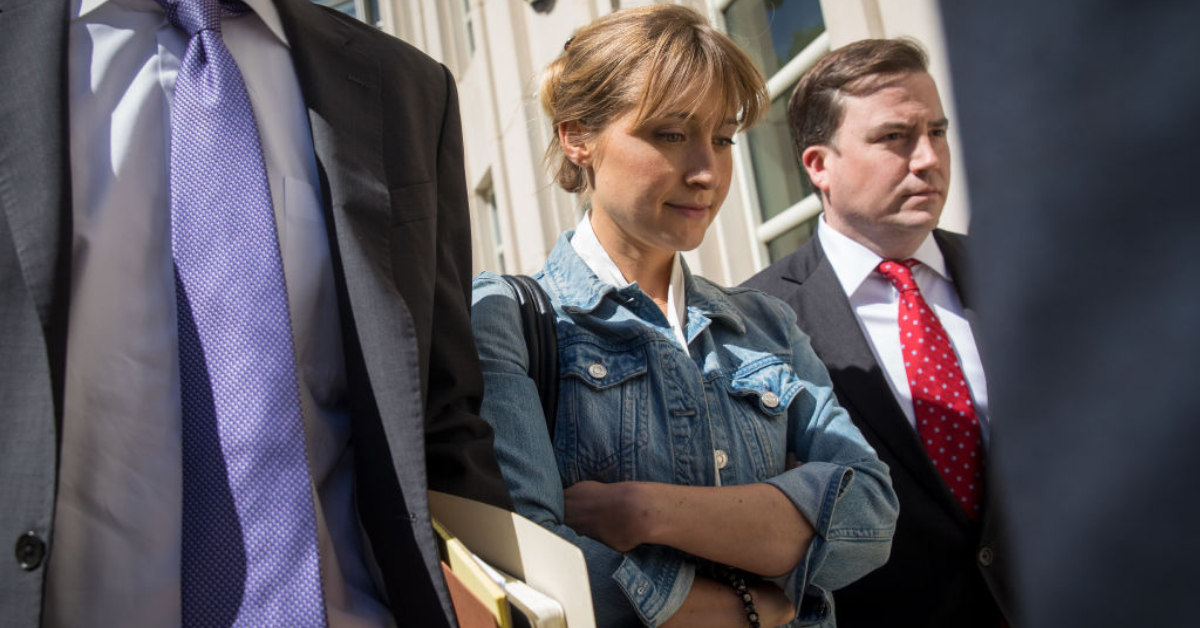 Where is Allison Mack Now?