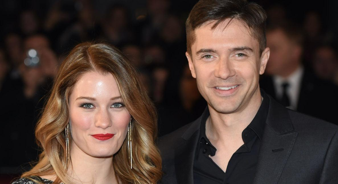 [mabel jane grace]Topher Grace and His Wife Welcomed Their Second Child During Lockdown
