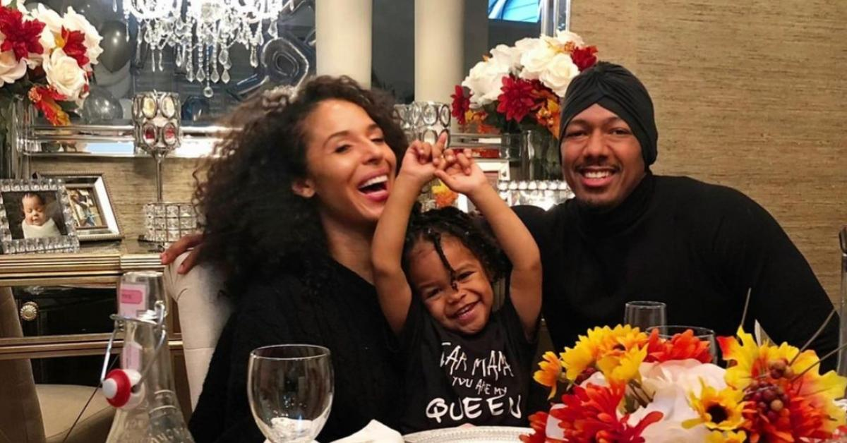 Nick cannon new baby