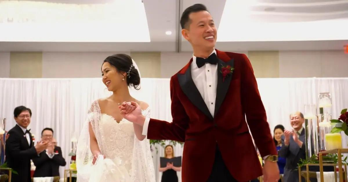 Bao and Johnny on 'Married at First Sight'