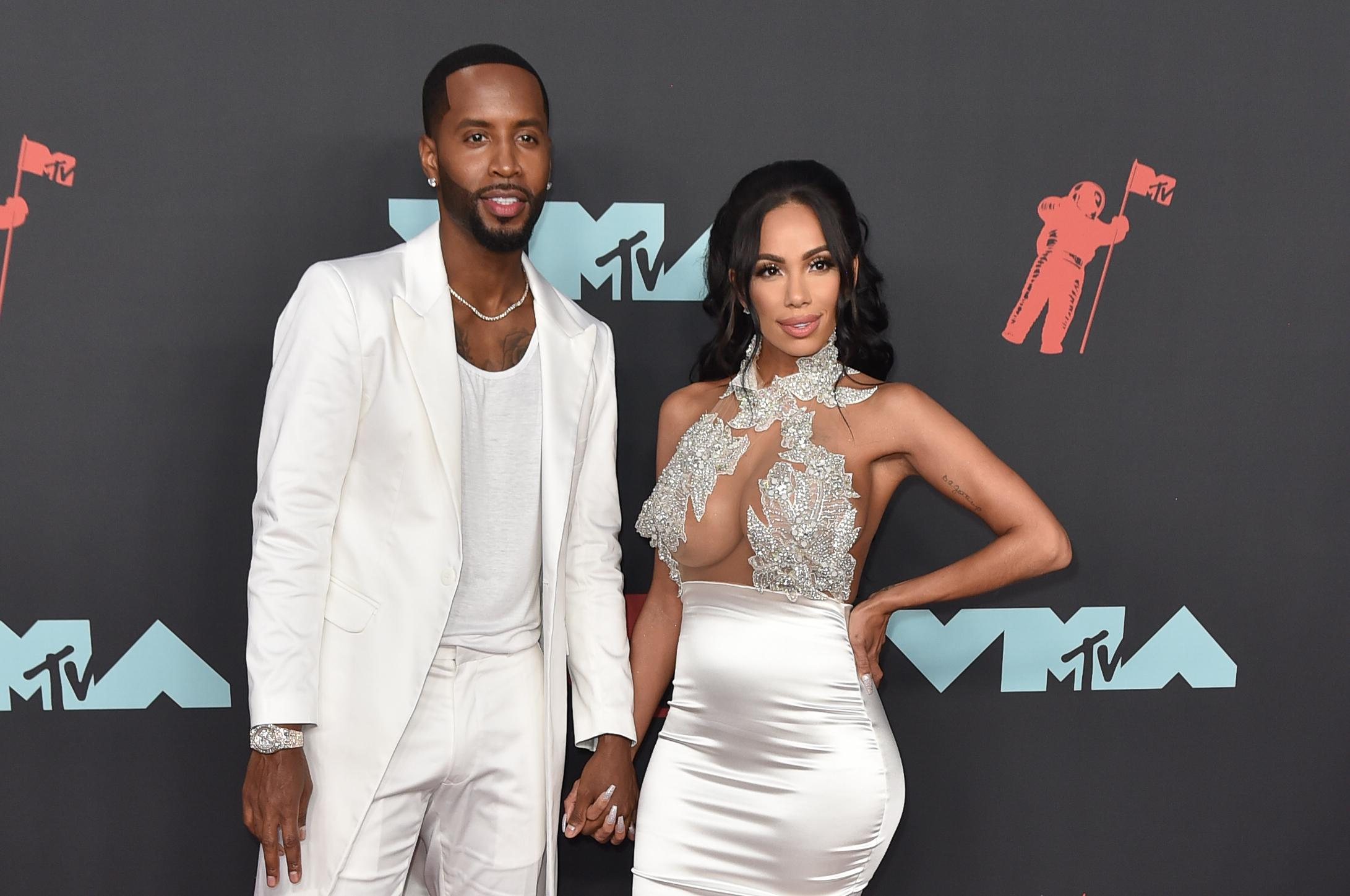 Inside Safaree Samuels and Erica Mena's Massive Wedding