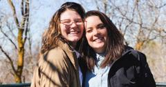 Mariah Brown and Audrey Kriss