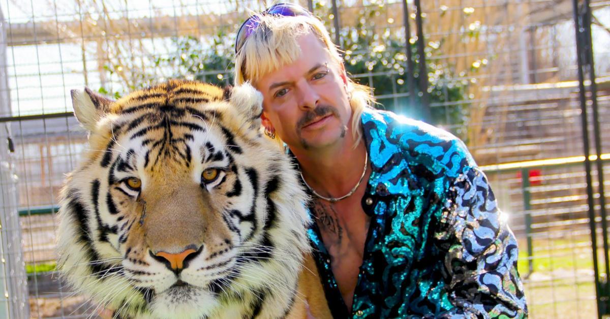is joe exotic still in jail