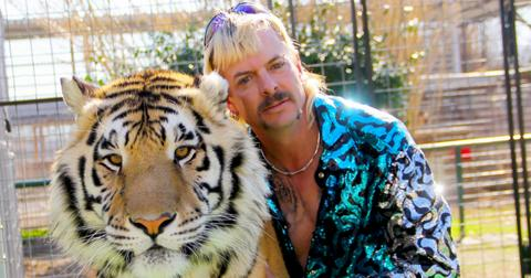 is joe exotic still in jail