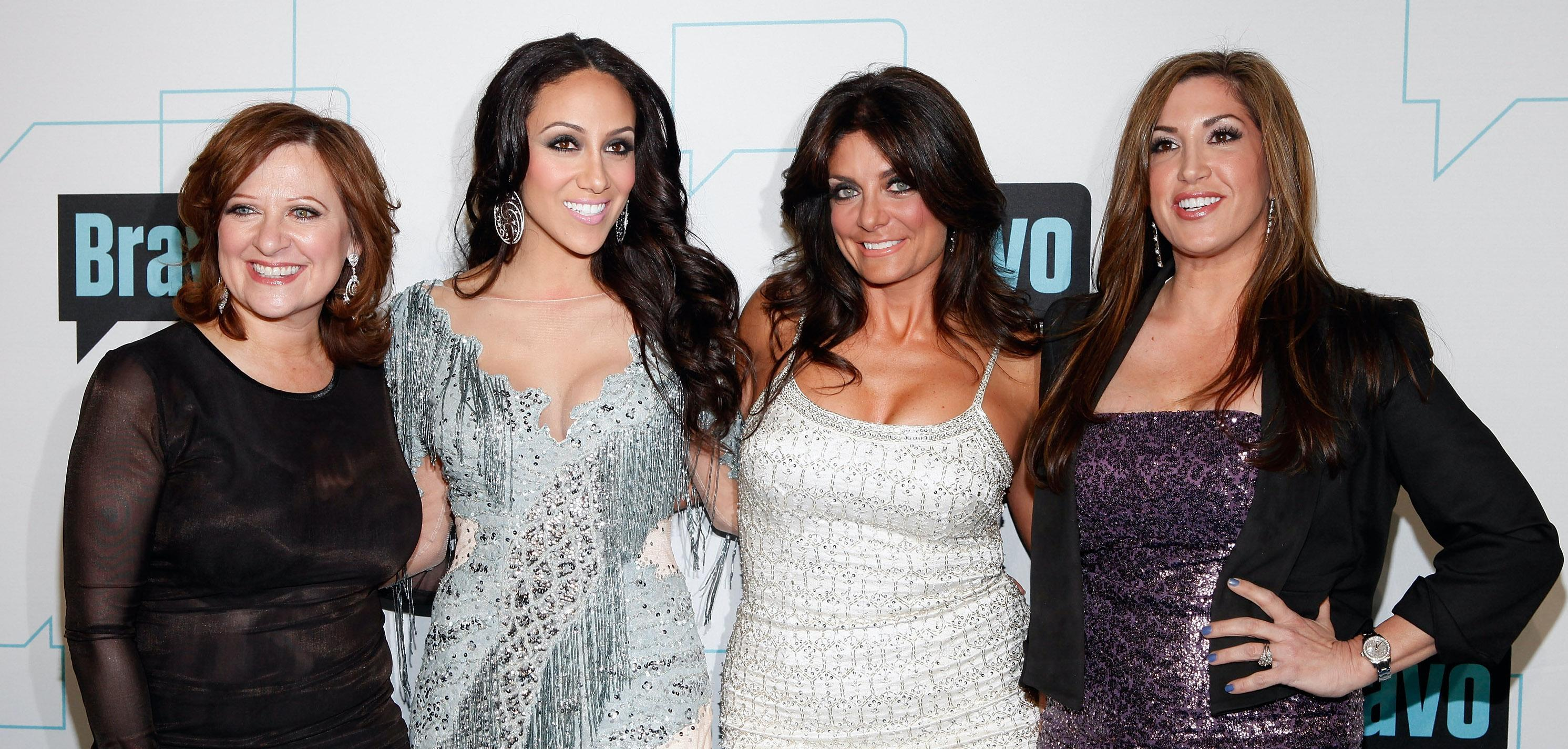 Jacqueline Laurita and 'RHONJ' cast