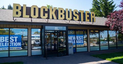 last blockbuster has been airbnb