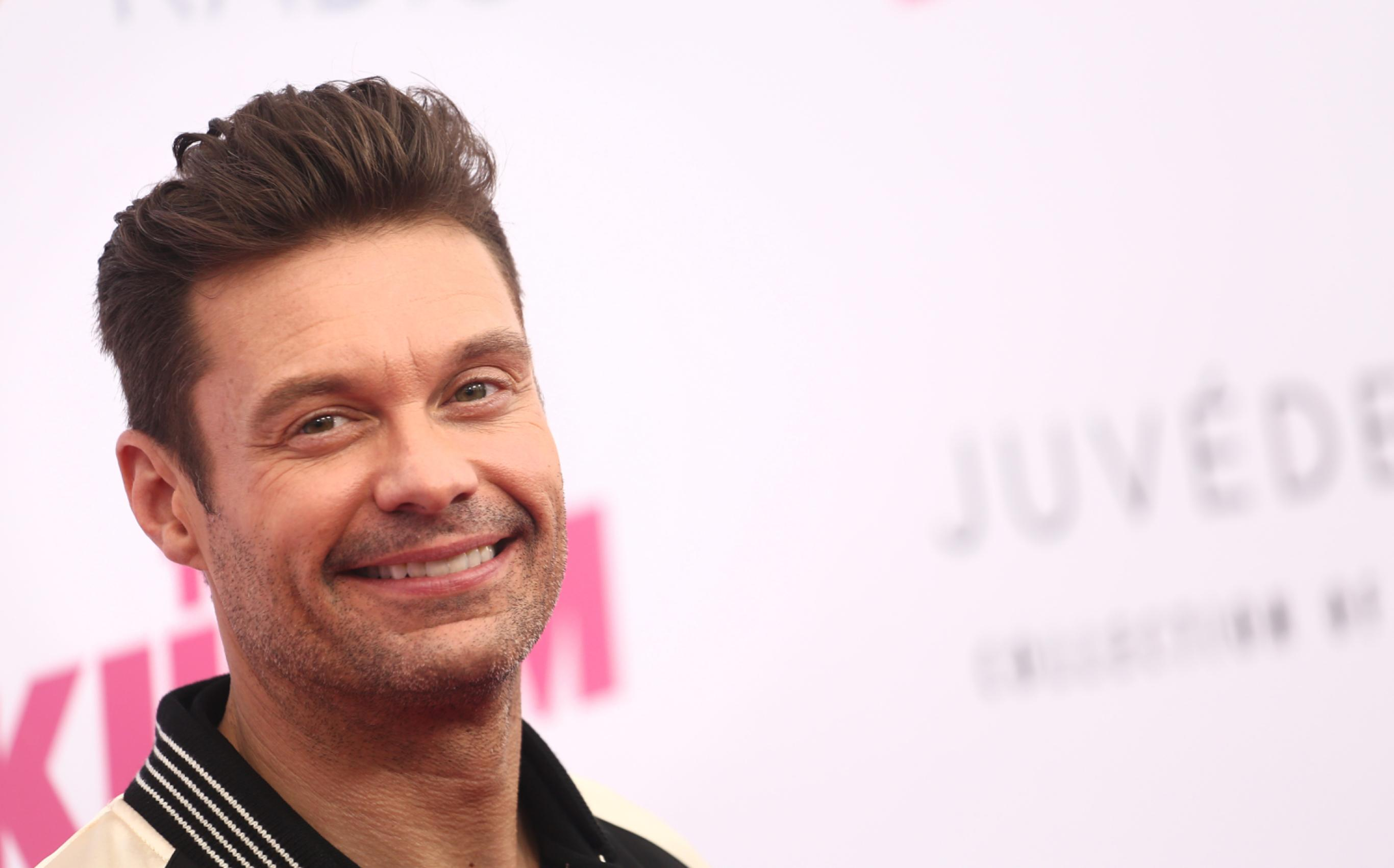 23 What Happened to Ryan Seacrest's Eye Some Think It Might Be a Stroke
