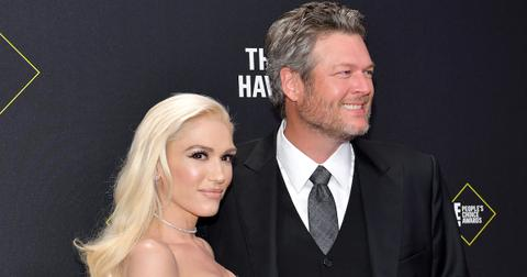 are gwen and blake engaged