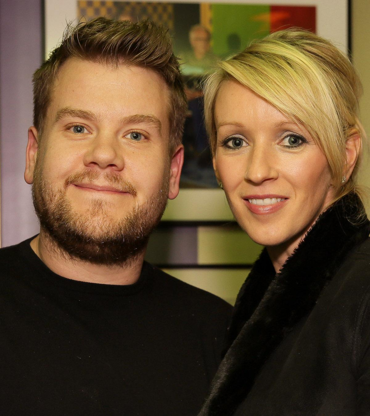 James Corden S Wife Julia Carey Is A Former Television Producer