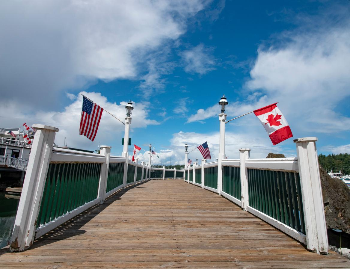 Hordes of Americans Are Trying to Sneak into Canada and the Canadian Border Is Cracking Down