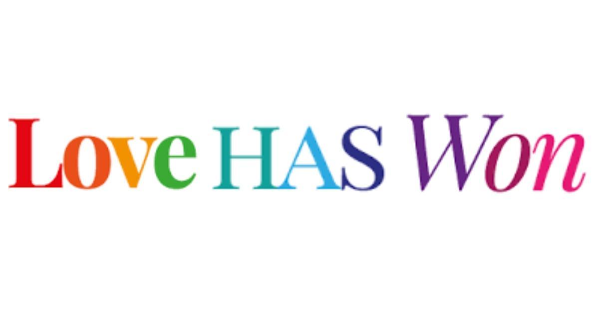 Love Has Won Logo