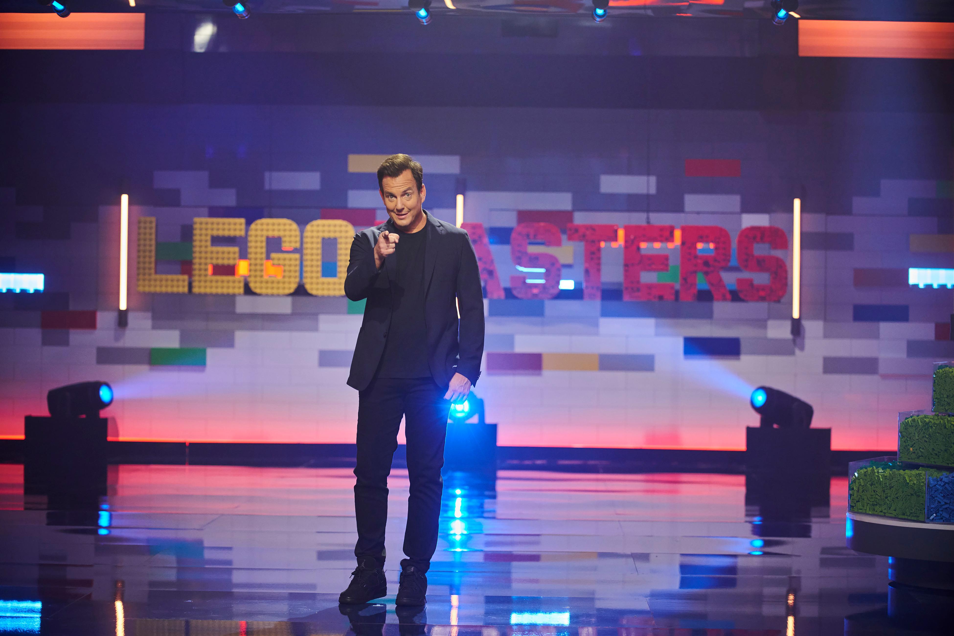 Will Arnett hosting 'Lego Masters'