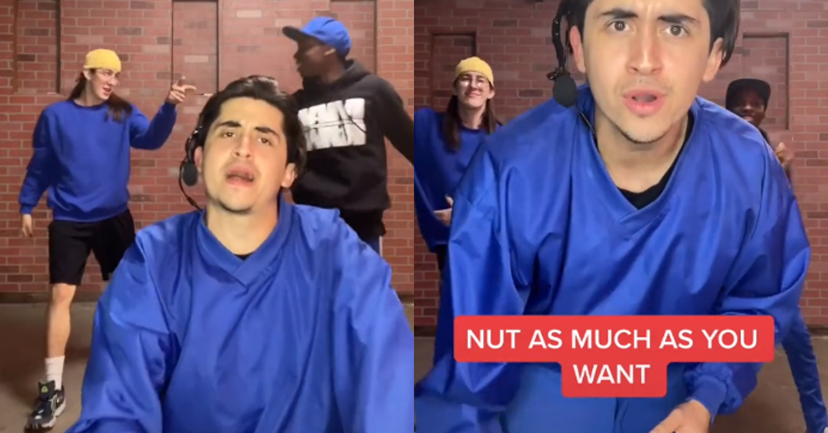 Motivational Warriors Are Roasting TikTok Culture and It's Hilarious