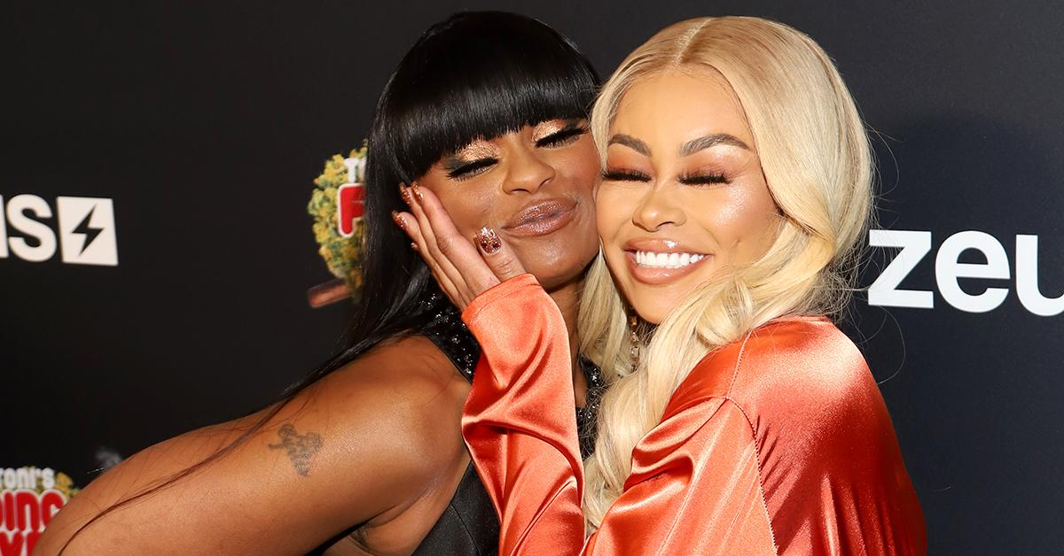 Blac Chyna's Mom Married Her Ex-Husband and We've Got All the Deets