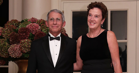 Meet  Dr. Anthony Fauci's Wife