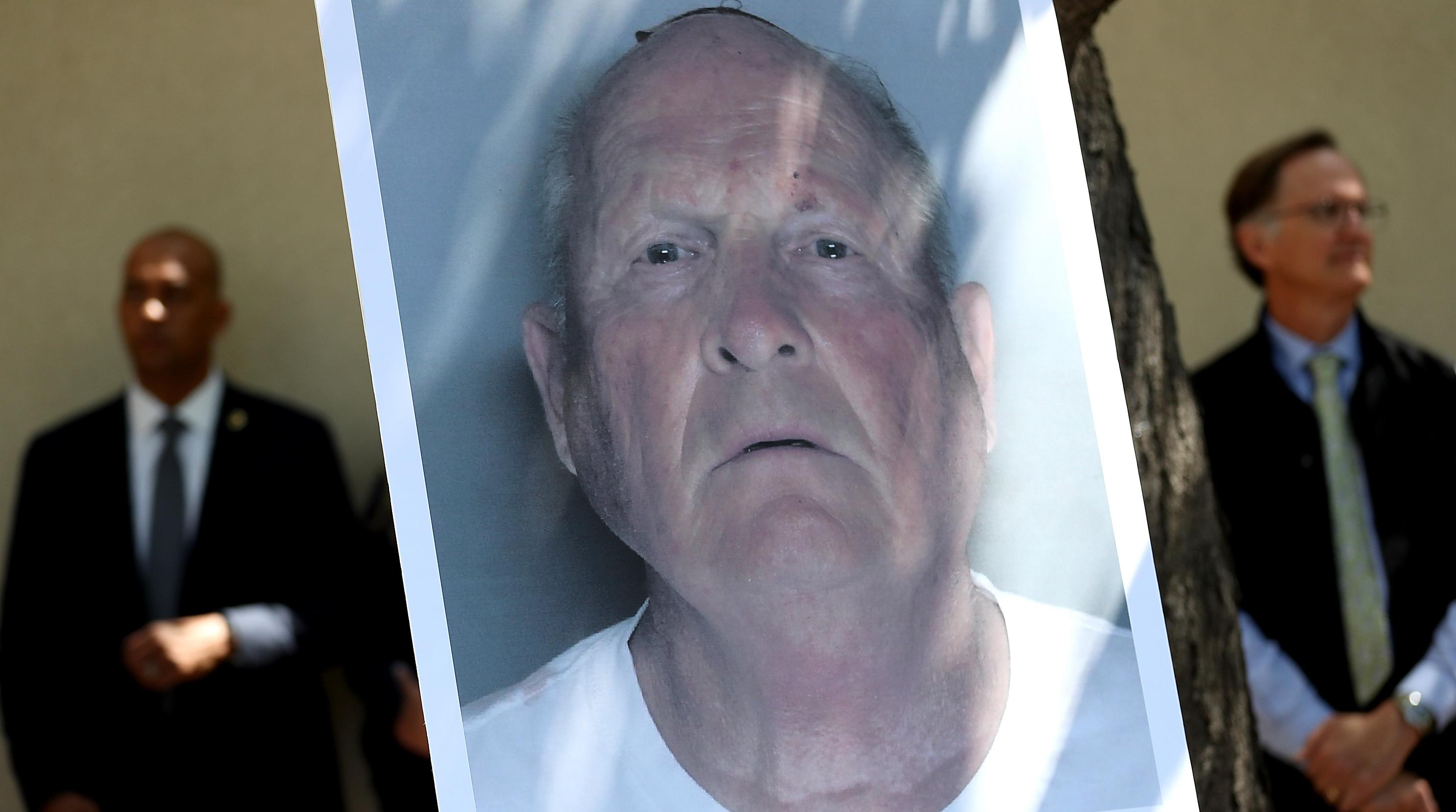 The Golden State Killer Was Caught in 2018