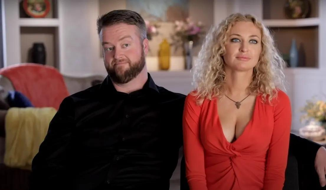 Mike Youngquist and Natalie Mordovtseva from '90 Day Fiancé'