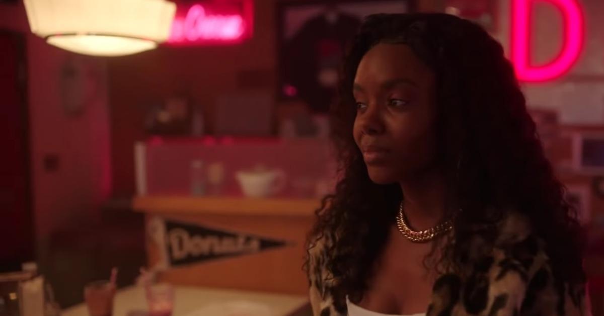 Josie in 'Riverdale'