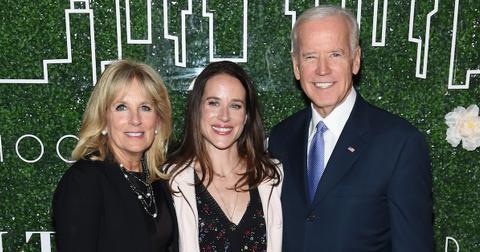 Ashley Biden, Joe Biden, Jill Biden