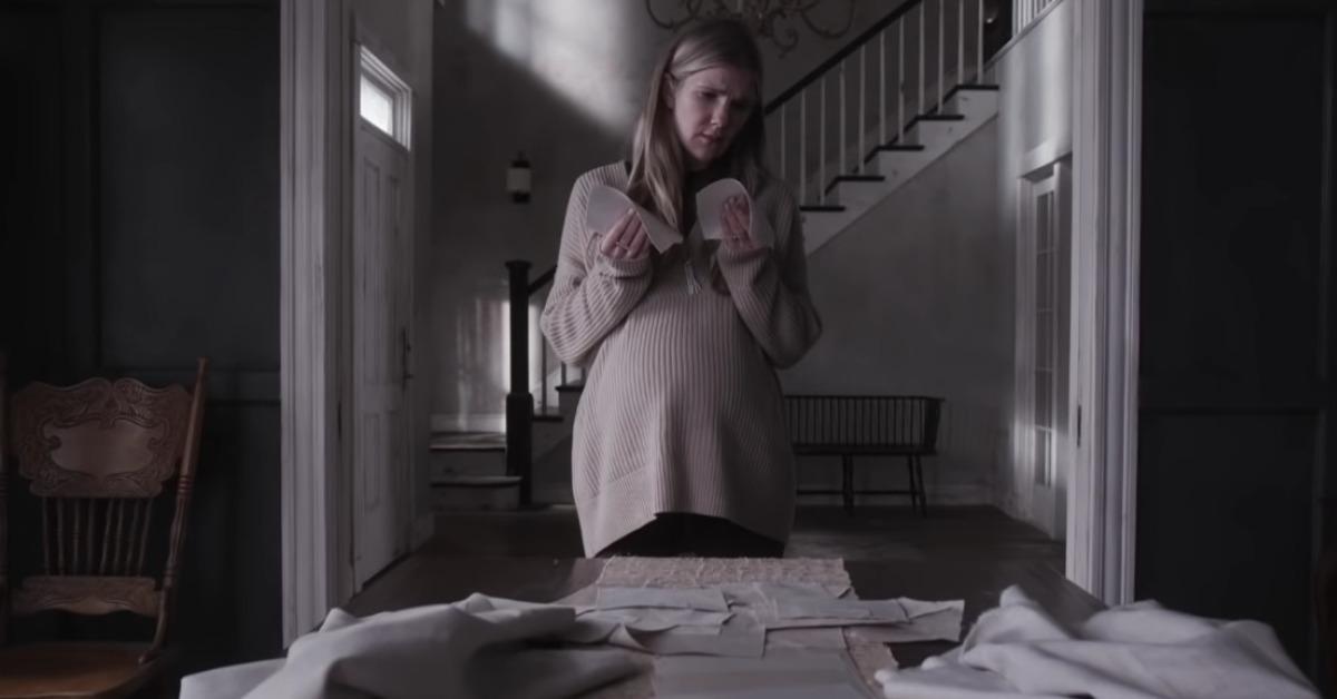 Doris in 'AHS: Double Feature'