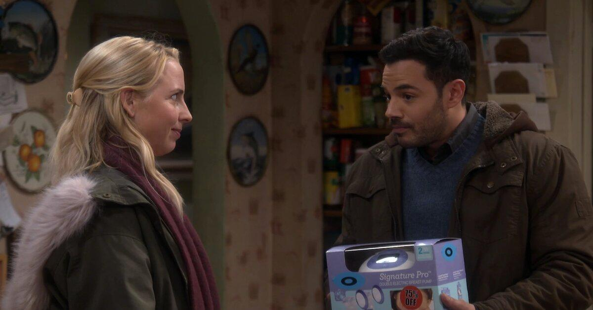 becky and emilio on the conners