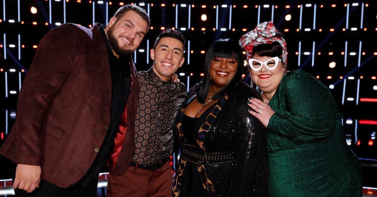 The Voice Season 17 Final Four