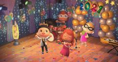 'Animal Crossing' prom