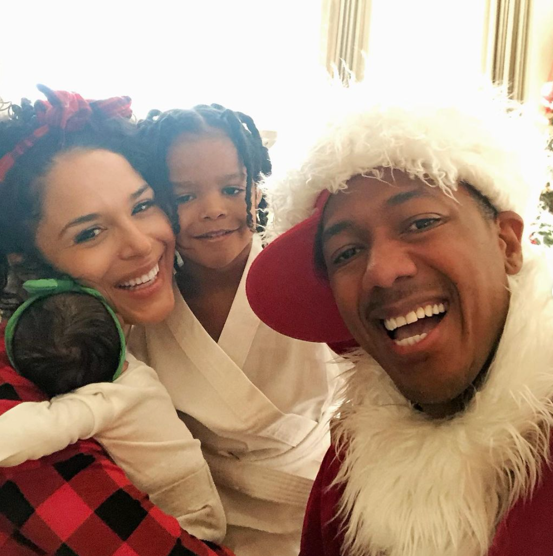 Girlfriends nick cannon Nick Cannon's