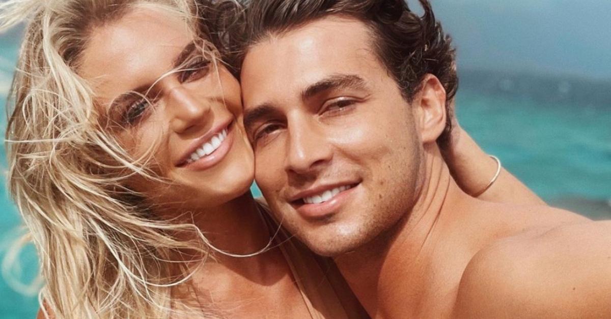Madison LeCroy and Brett Randle