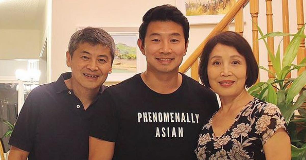西杜刘一直非常开放他与父母的关系