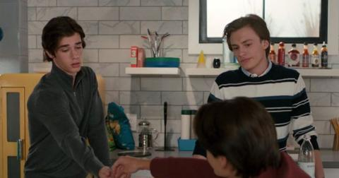 how did cooper lose his money on american housewife