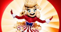 who is popcorn masked singer