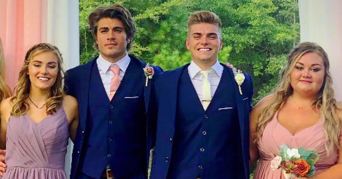 Leah,Gus,Seth和Hannah