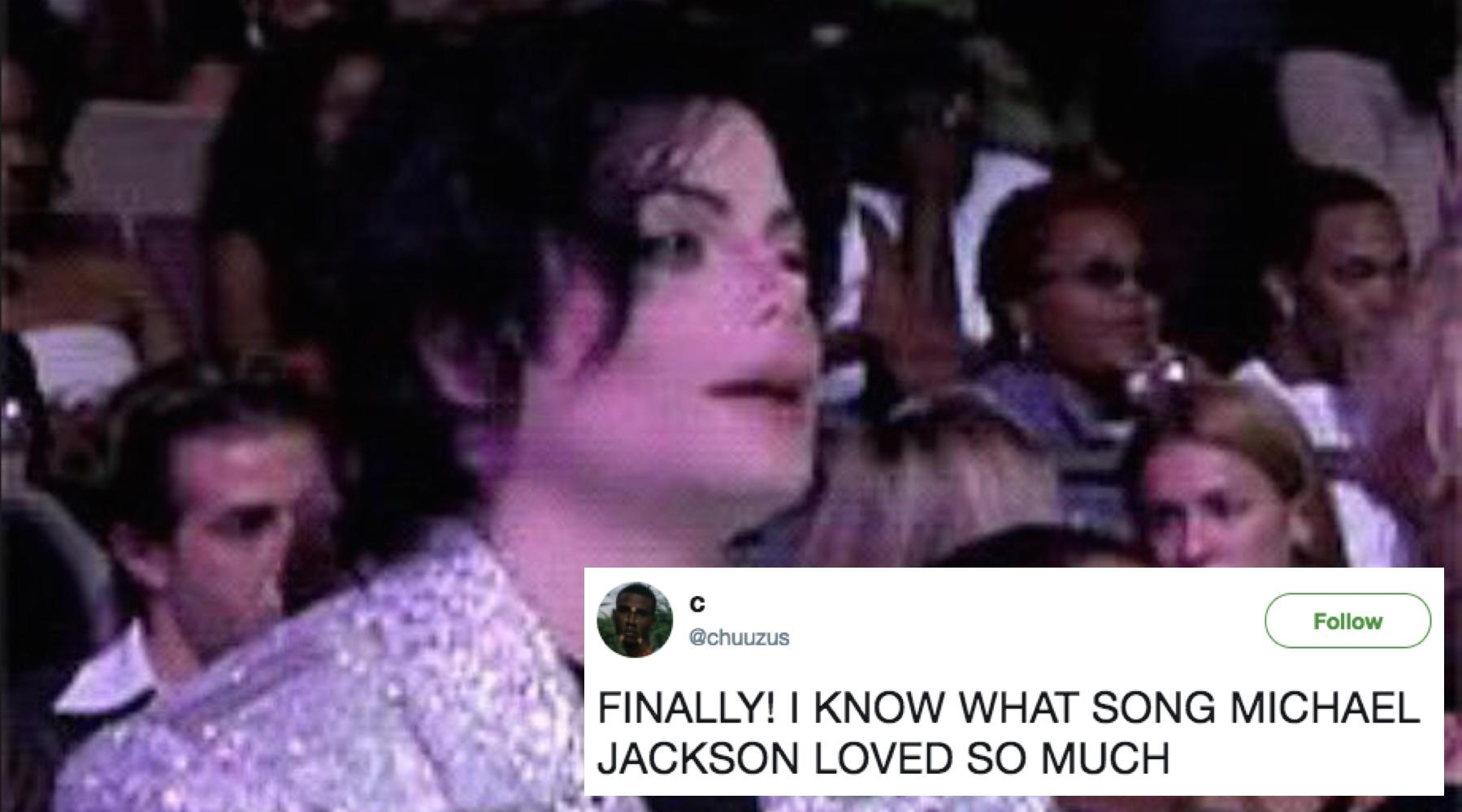 The Story Behind The Michael Jackson I Love This So Much Meme