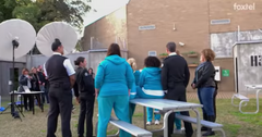 Behind the scenes of 'Wentworth.'