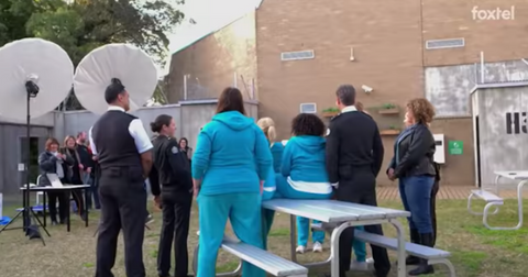 Take a Look Inside the Fictional Prison Where 'Wentworth' Is Set