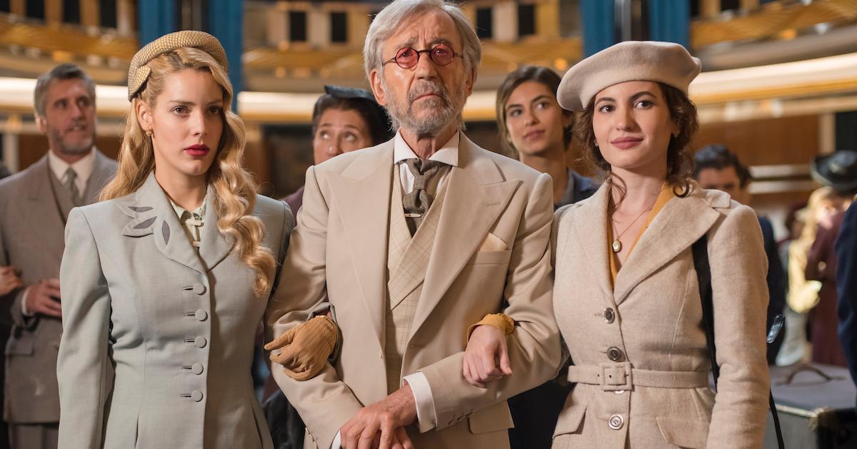 High Seas' ('Alta Mar') on Netflix — Cast, Plus Season 1 Review