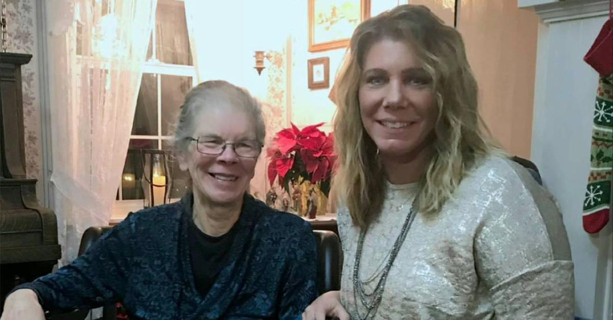 Meri Brown and her mom Bonnie Joyce