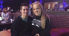 elizabeth johnston new boyfriend