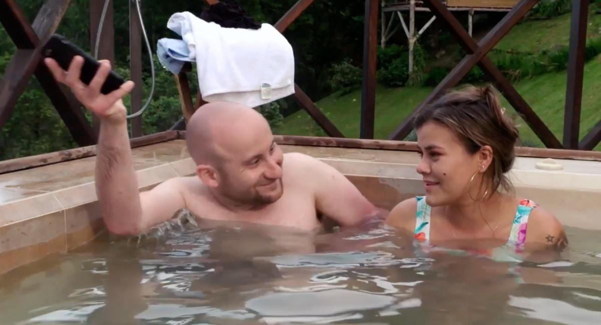 Mike and Ximena on 90 Day Fiancé: Before the 90 Days.