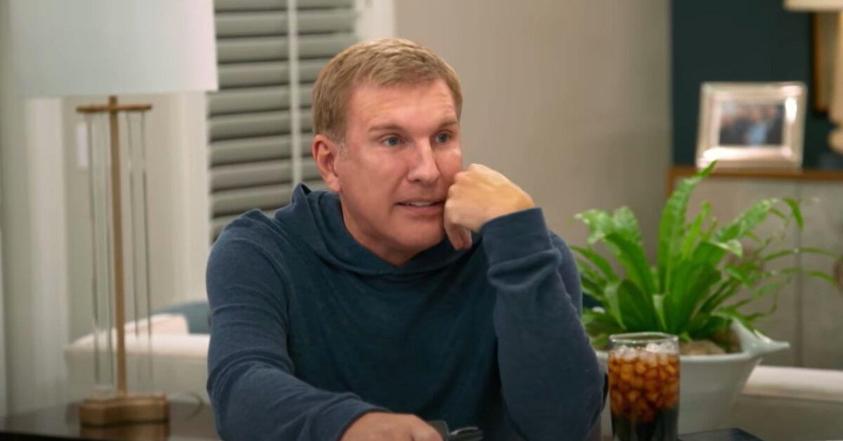 what does todd chrisley do for a living