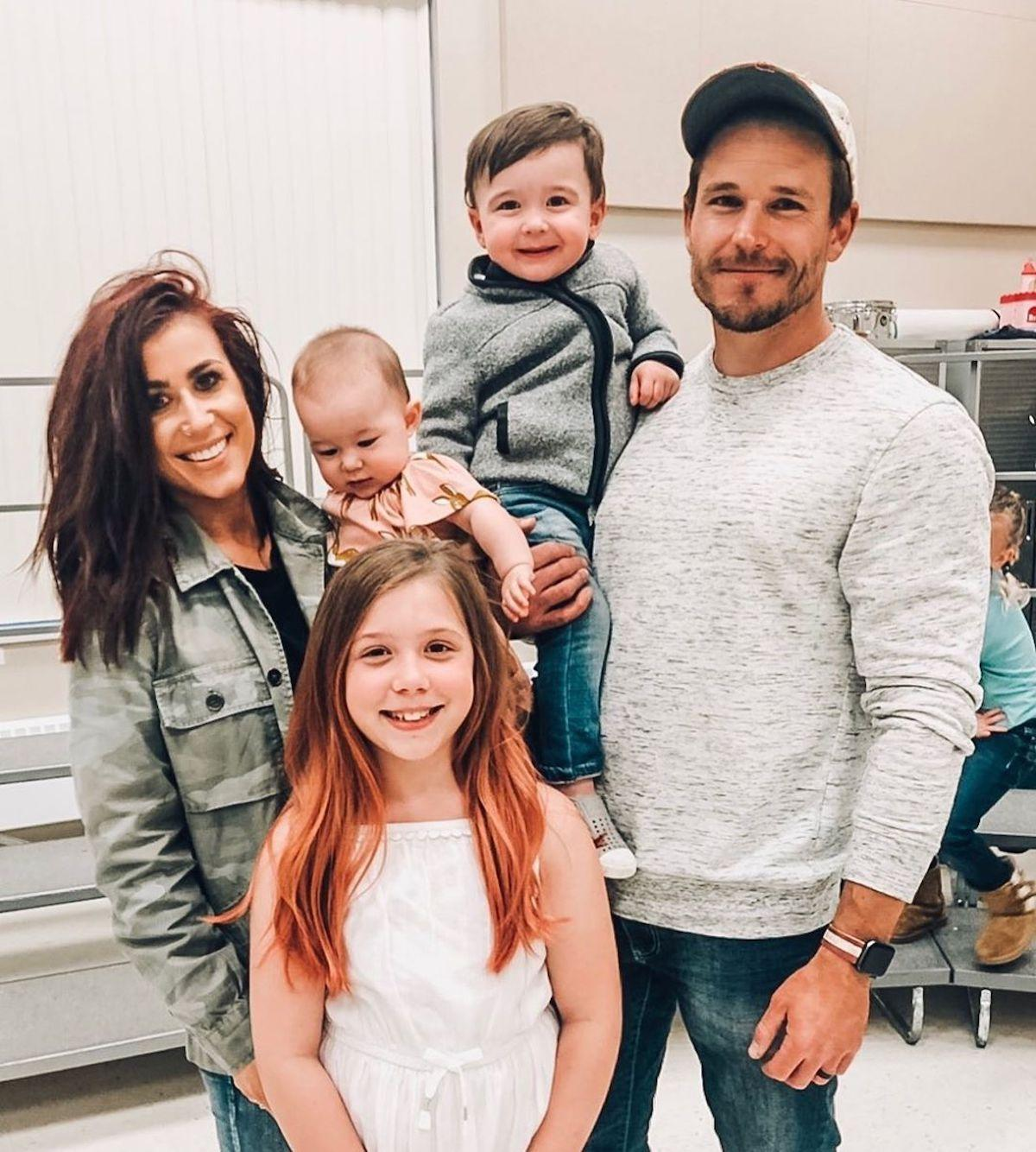 Chelsea Houska S Kids Are Going To Be Big Siblings All Over Again
